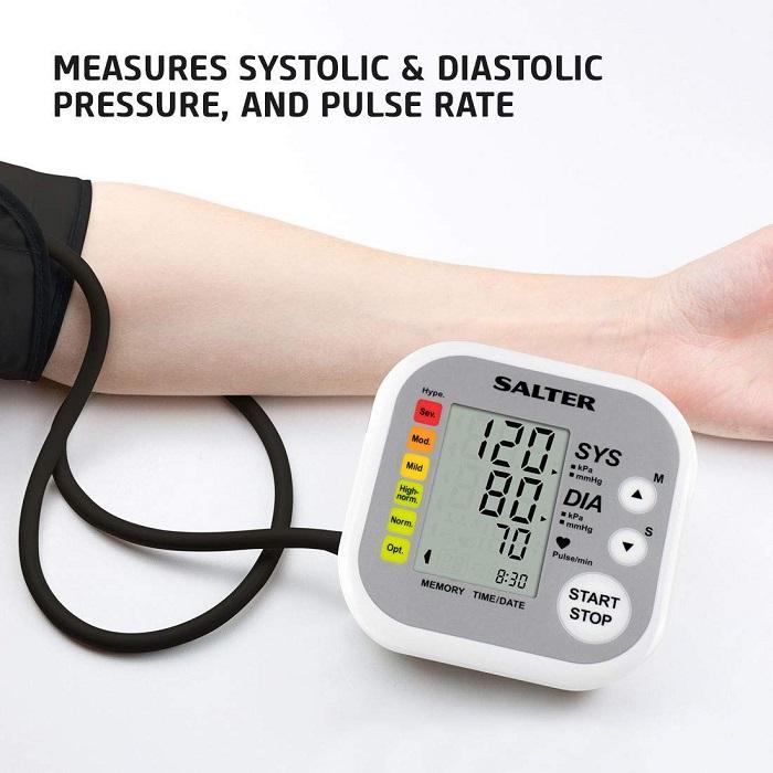 Automata felkaros vérnyomásmérő BPA-9201