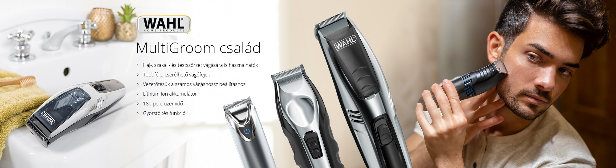 Wahl MultiGroom